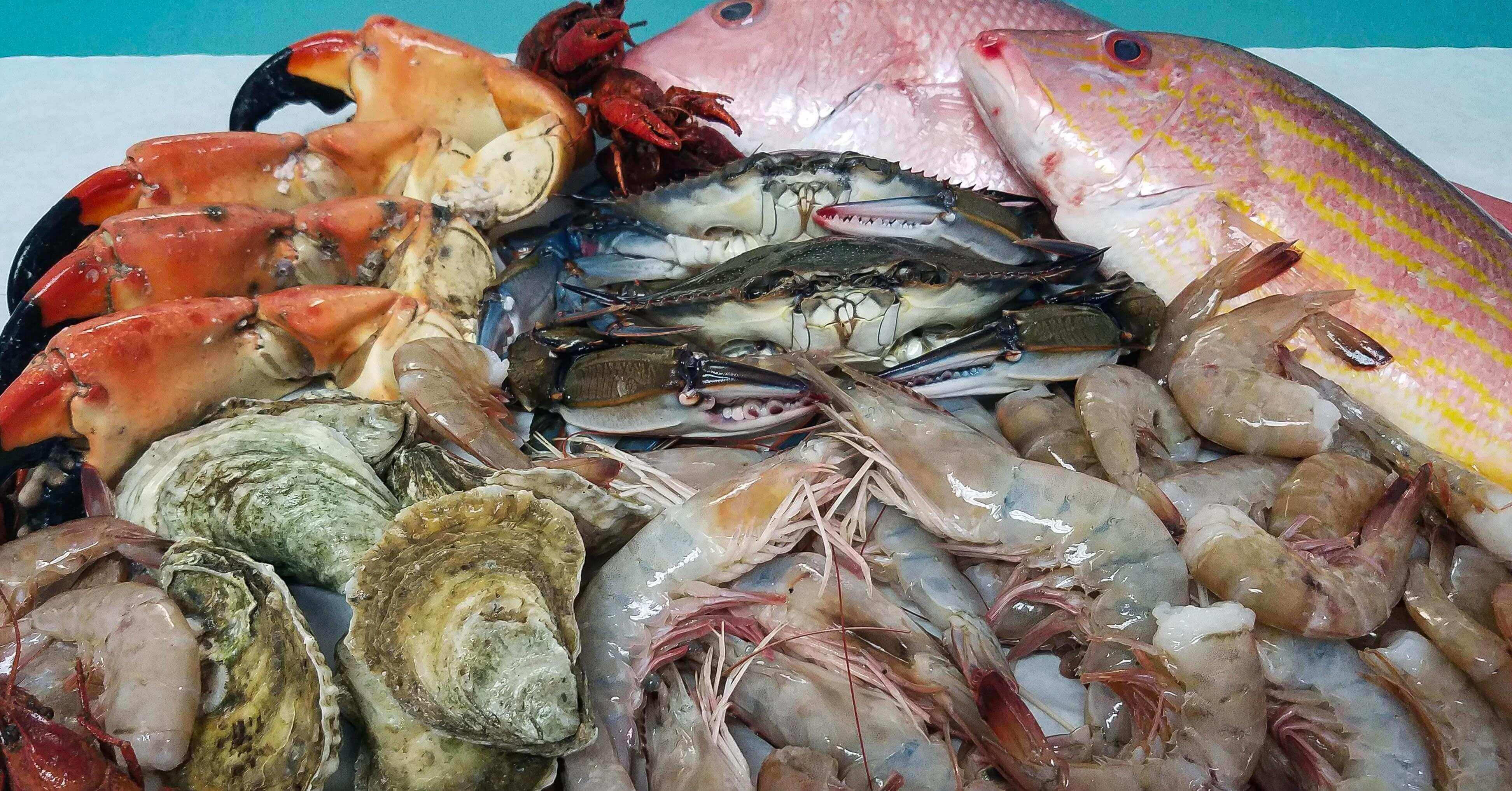 Southern Seafood Market - Fresh Fish - Shrimp - Crabs